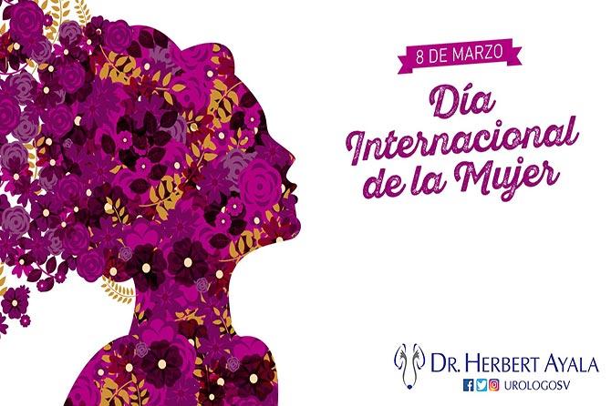 Feliz día internacional de la mujer!