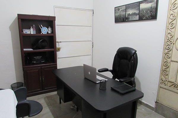 Ilobasco, Consultorio de Urología