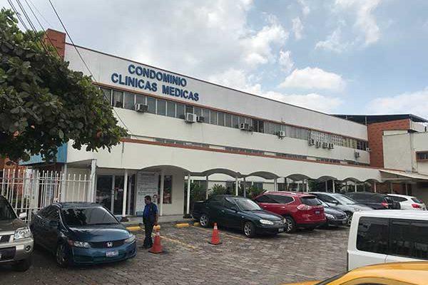 San Salvador, Condominio Clínicas Médicas