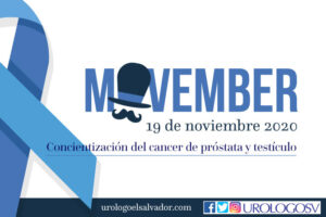 Movember - UrologoSV